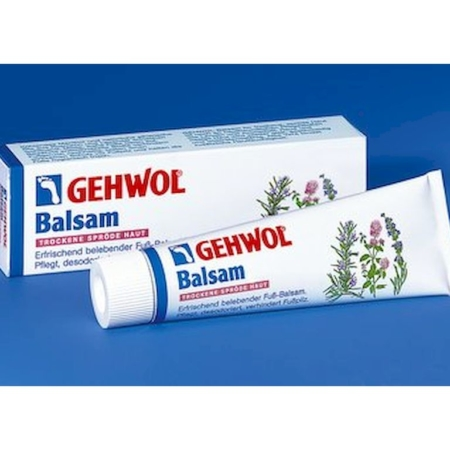 Gehwol Balsam für trockene spröde Haut