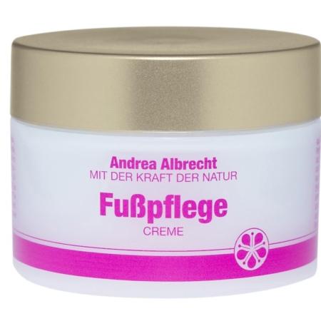Andrea Albrecht Fußpflege Creme