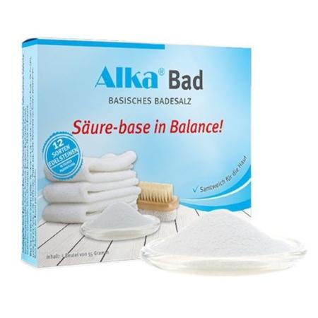 Alka Bad basisches Badesalz