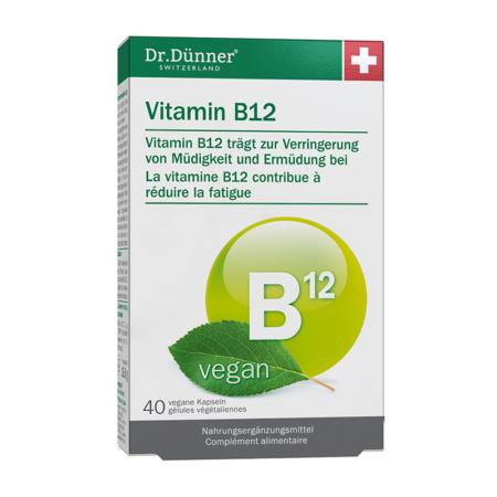 Dr. Dünner Vitamin B12 Kapseln