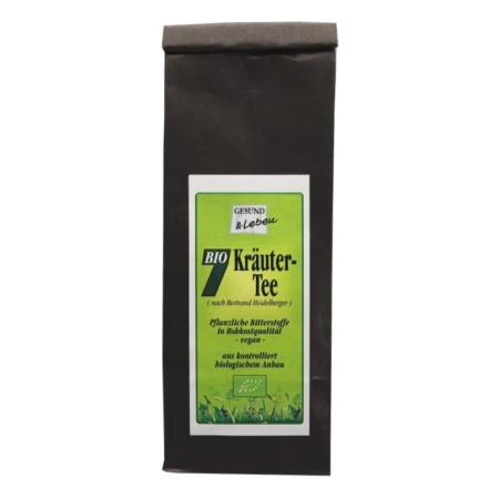 7 Kräuter-Tee nach Bertrand Heidelberger bio (75g)