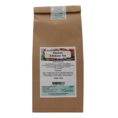 Klockes 8-Kräuter Tee