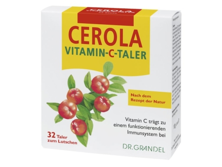 Dr. Grandel Cerola Vitamin-C-Taler
