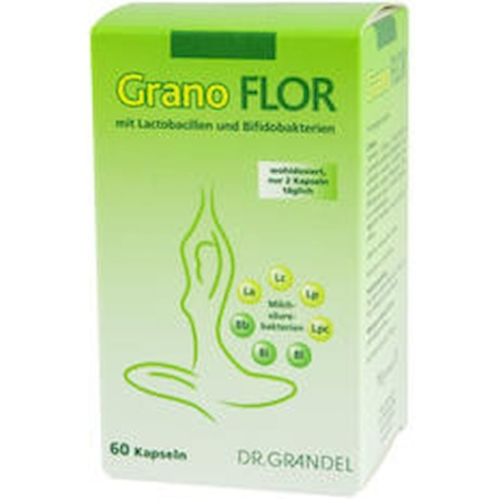 Dr. Grandel Grano Flor Kapseln