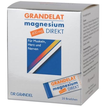 Dr. Grandel Grandelat Magnesium
