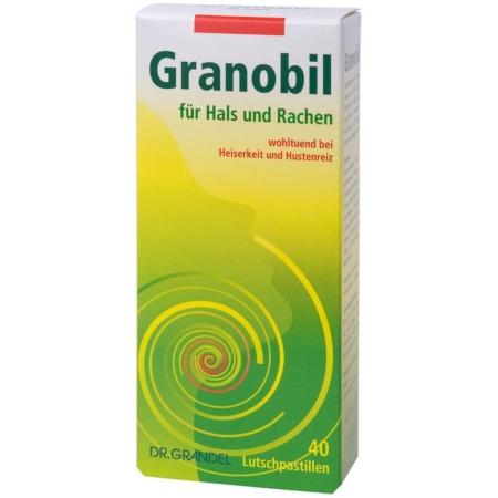 Dr. Grandel Granobil Lutschtabletten