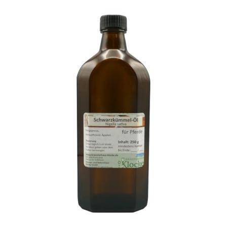 Ägyptisches Schwarzkümmelöl für Pferde