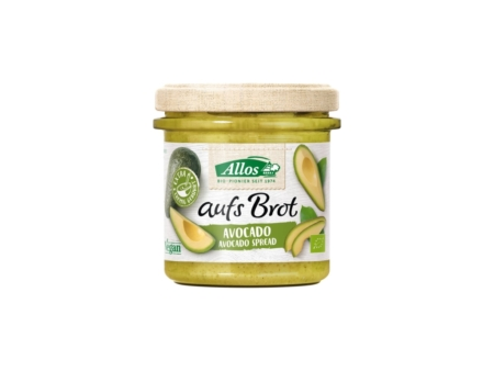 Allos aufs Brot Avocado Bio