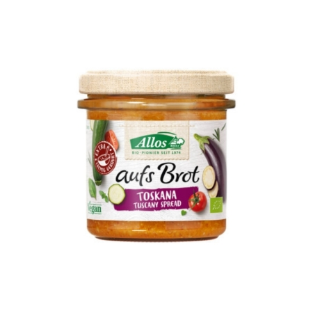 Allos aufs Brot Toskana (140g)