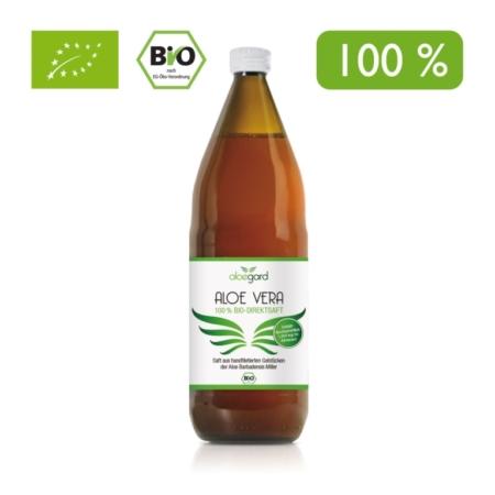 Aloegard Aloe Vera Bio-Direktsaft