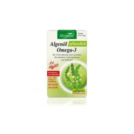 Alsiroyal Algenöl Omega-3