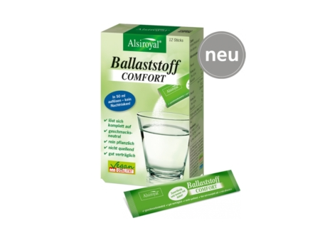 Alsiroyal Ballaststoff Comfort (12 Sticks)