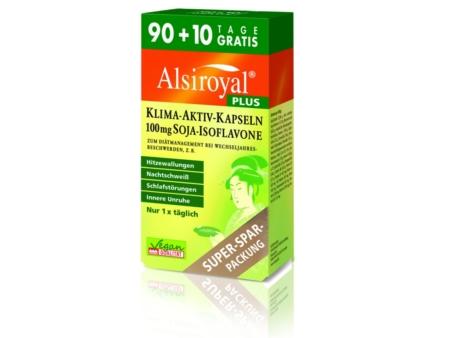Alsiroyal Plus Klima Aktiv Kapseln