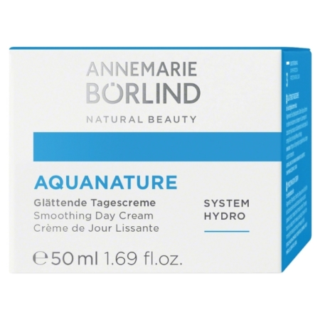Annemarie Börlind AQAnnemarie Börlind AQUANATURE SYSTEM HYDRO Glättende Tagescreme light