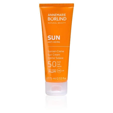 Annemarie Boerlind Sun anti Aging Sonnen Creme lsf50 75ml
