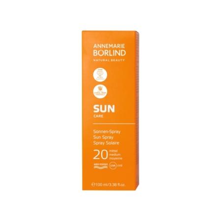 ANNEMARIE BÖRLIND SUN CARE SONNEN-SPRAY LSF20