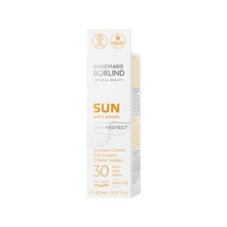 ANNEMARIE BÖRLIND SUN ANTI AGING DNA-Protect Sonnen-Creme LSF30