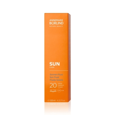 ANNEMARIE BÖRLIND SUN CARE Sonnen-Fluid LSF20