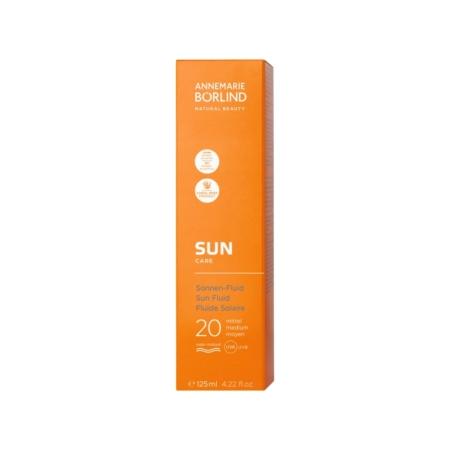 ANNEMARIE BÖRLIND SUN CARE Sonnen-Fluid LSF20