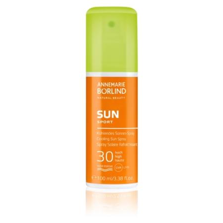Annemarie Börlind Sun Sport Kühlendes Sonnen-Spray LSF30