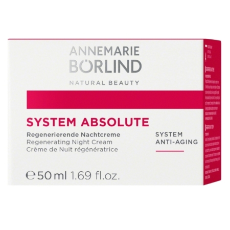 Annemarie Börlind system absolute Anti-Aging Nachtcreme light