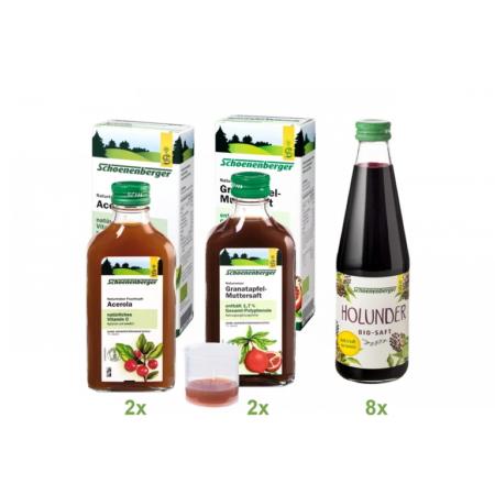 Antioxidantien Kur für 4 Wochen