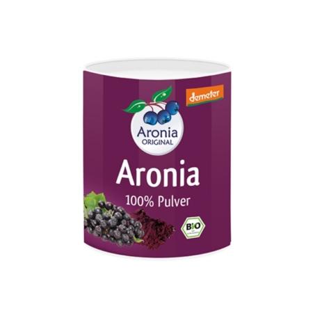 Aronia Beeren Pulver Bio