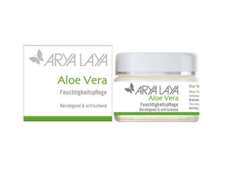 Arya Laya Aloe Vera Feuchtigkeitspflege 50ml