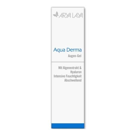 Arya Laya Aqua Derma Augen-Gel (30ml)