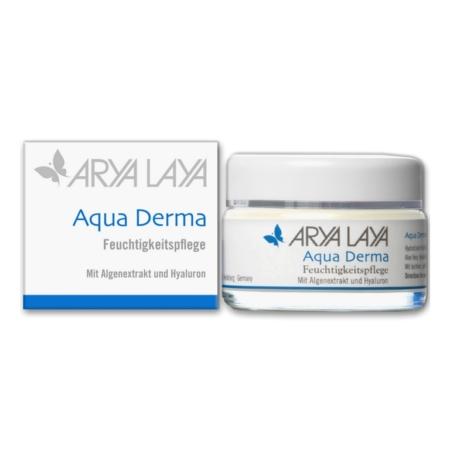 Arya Laya Aqua Derma Feuchtigkeitspflege (50ml)