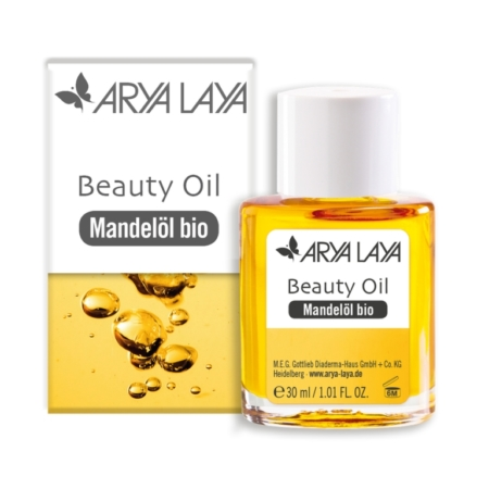 Arya Laya Beauty Oil Mandelöl bio