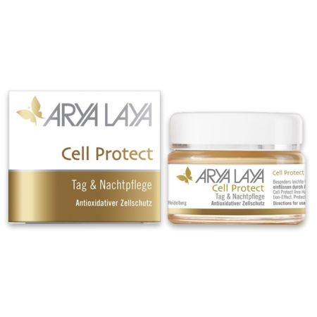 Arya Laya Cell Protect Tag Nachtpflege 50ml