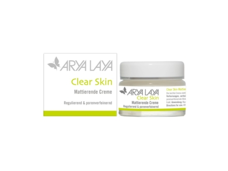 Arya Laya Clear Skin Mattierende Creme