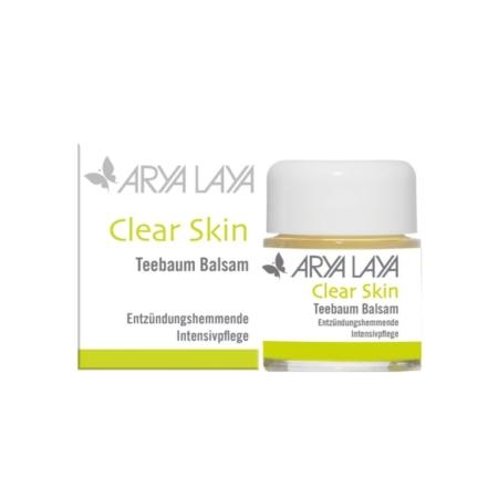 Arya Laya Clear Skin Teebaum Balsam