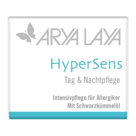 Arya Laya HyperSens Tag und Nachtpflege