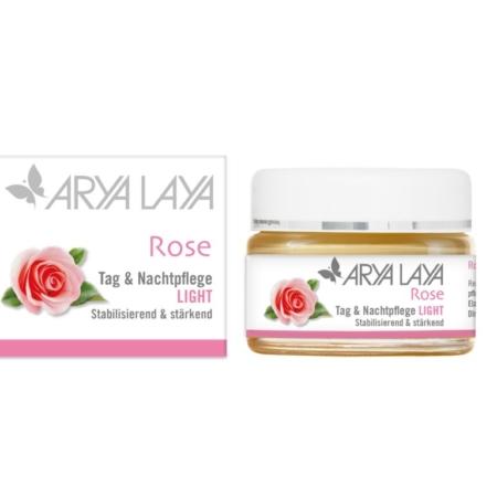 Arya Laya Rose Tag & Nachtpflege light