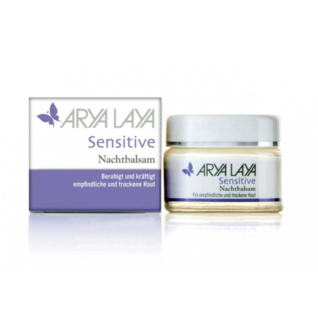 Arya Laya Sensitive Nachtbalsam (50ml)