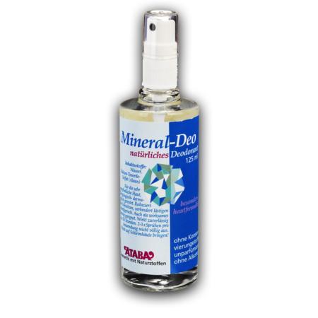 Ataba Mineral-Deo Spray 125ml