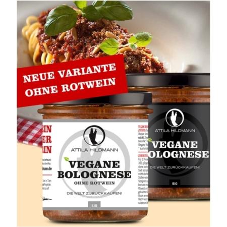 Attila Hildmann Vegane Bolognese