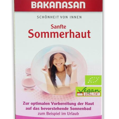 bakanasan Sanfte Sommerhaut