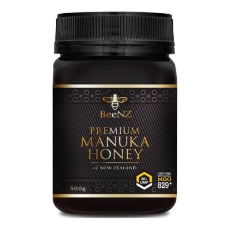 BeeNZ Manuka Honig UMF20+ / MGO829+ (500g)