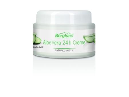 Bergland Aloe Vera 24h Creme 50ml
