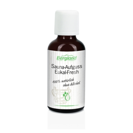 Bergland Sauna-Aufguss Eukal-Fresh (50ml)
