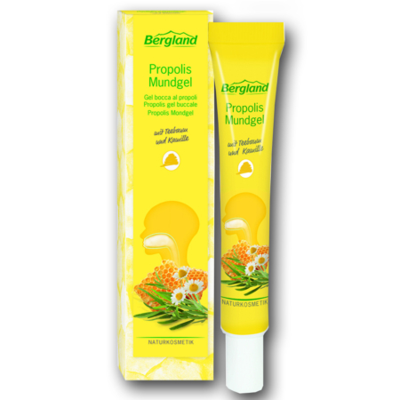 Bergland Propolis Mundgel (13,5 ml)