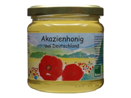 Bioland Akazienhonig aus Deutschland