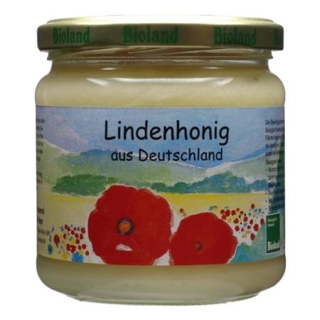 Bioland Lindenhonig aus Deutschland