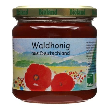Bioland Waldhonig aus Deutschland