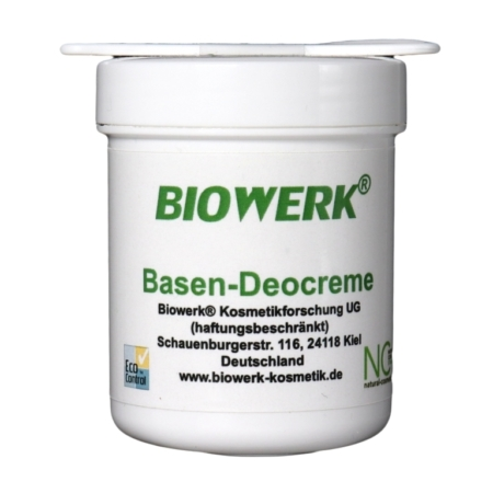 Biowerk Basen Deocreme