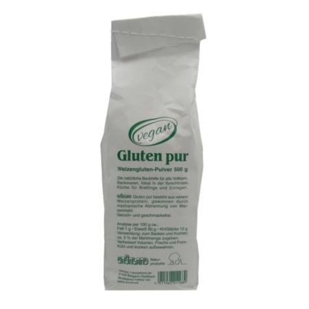 Grünland Weizengluten-Pulver pur