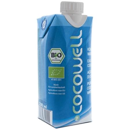 Cocowell Kokos-Wasser bio (330ml)